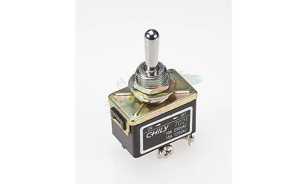 Chily 7021 On/off Switch 250V/10A