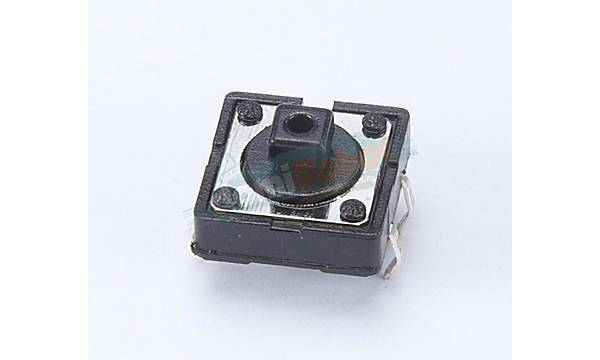 4 Pin Push-Buton 12x12x7,3 Kare Tuþ (10adet)