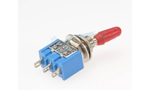 3Pin Toggle Switch On/Off (MTS-102)