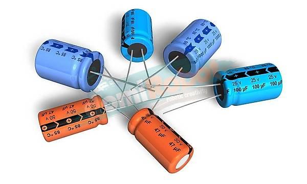 4700uF /35V Elektrolitik Kondansatör