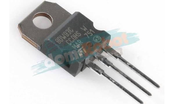 BDW93C NPN Power Darlington Transistör