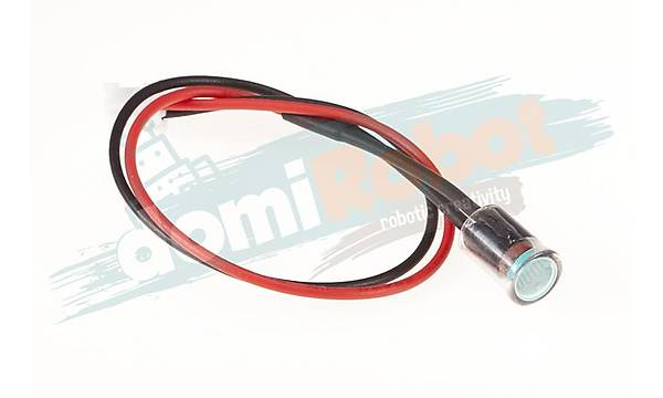 Su Geçirmez 5mm LDR  -Profesyonel Ürün 5528 LDR Gece için Metal Korumalý