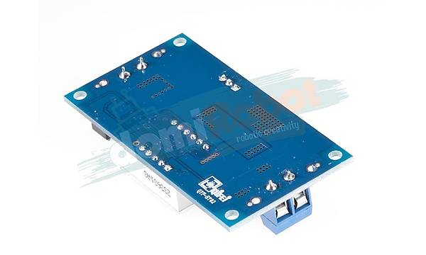 LM2577 Dijital Voltmetreli DC 3-34V (Input) / DC 4-35V (Output )  3A Boost modül