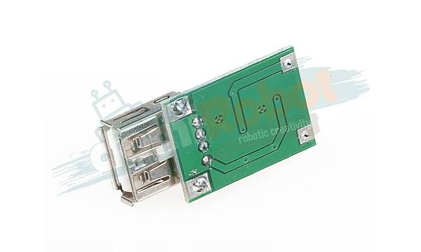 DIY USB Power Bank Set-up Boost Modül