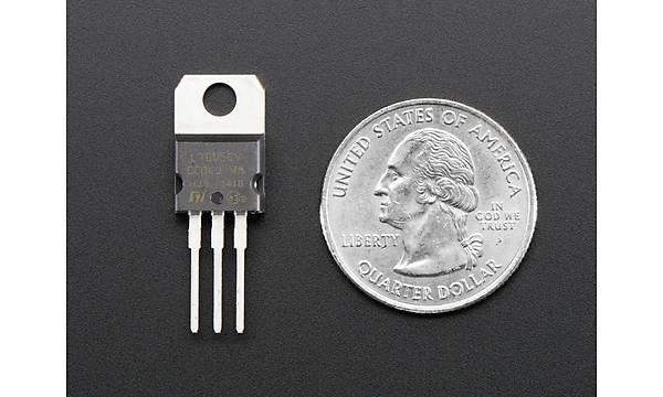 7805CV 5V 1.5A Lineer Voltaj Regülatör