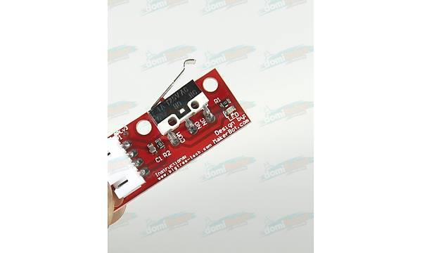3 Boyutlu Yazýcý Limit Switch - End Stop - 3Pin Kablo Dahil