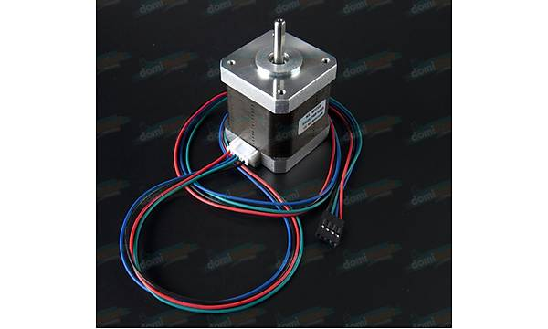 NEMA 17 48mm Step Motor 1.5A (Kablo Dahil)