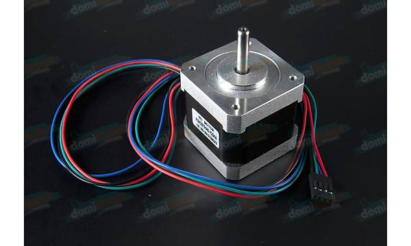 NEMA 17 40mm Step Motor 1.2A (Kablo Dahil)