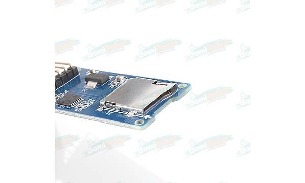 Arduino Micro SD Card Module