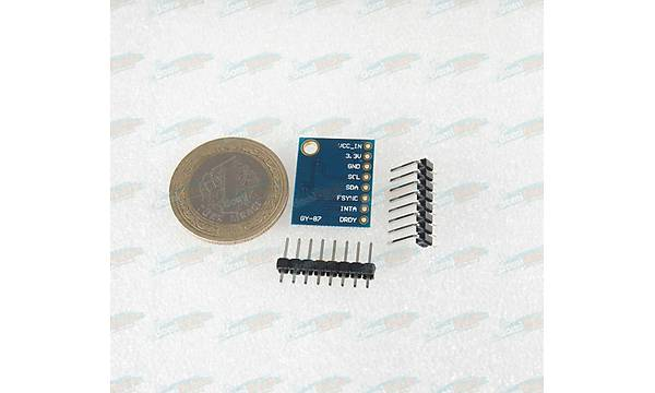 10DOF MPU6050+HMC5883L+BMP180 (GY-87) Birleþik Sensör Modülü