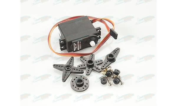 Sürekli Dönebilen (360 Derece) Digital Servo Motor 3kg (DM-S0306D)