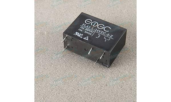 24V DC PCB Röle (FLA1 L-S-Z-24V)