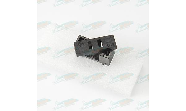 Sigorta Yuvasý PCB Tip 20mm (TK79) - Kapaklý