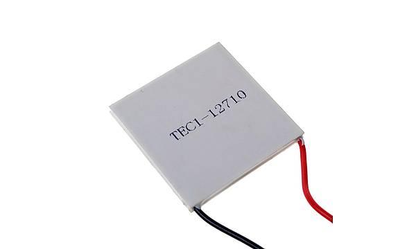 Peltier Plaka 40x40mm - TEC1-12710
