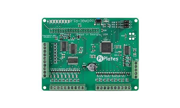 PI Plate : DAQCplate