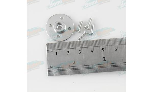 Servo Motor Ýçin Alüminyum Disk
