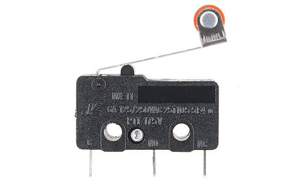 Mini Micro Switch - Tekerlekli Paletli