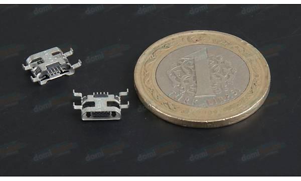 Micro Usb Type-B 5 Pin - D019