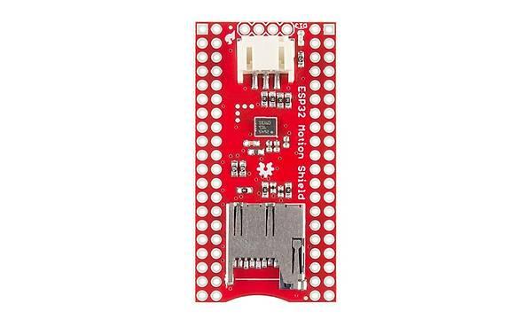 SparkFun ESP32 Thing Motion Shield