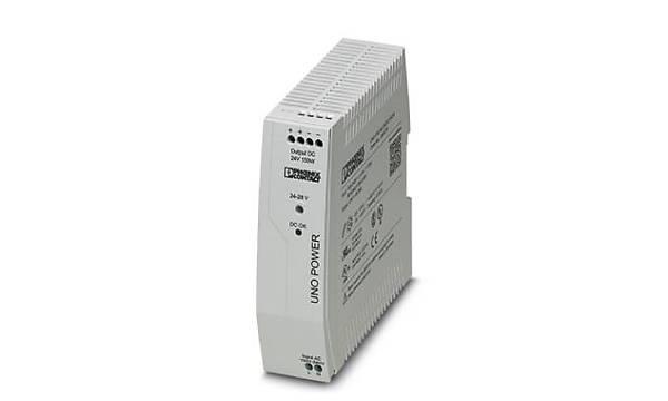 UNO POWER Güç kaynaðý 24V DC / 150W - DIN ray