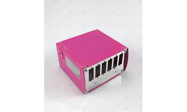 Endüstriyel Tip Splice Box - 12port DIN Rail