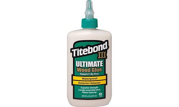 Titebond III Ultimate Ahþap Tutkalý -8oz [237ml] / Titebond III Ultimate Wood Glue