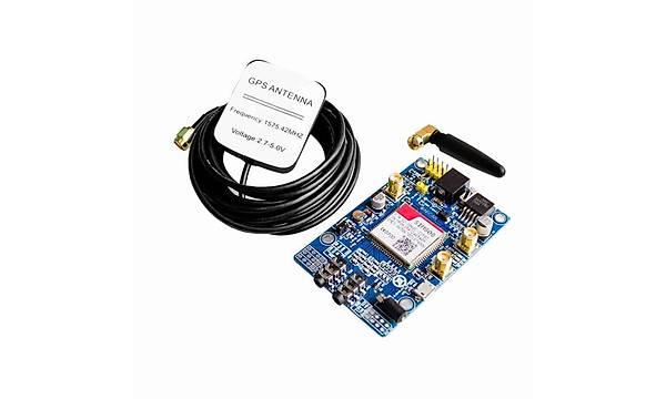 SIM808 GSM GPRS GPS Geliþtirme Kartý
