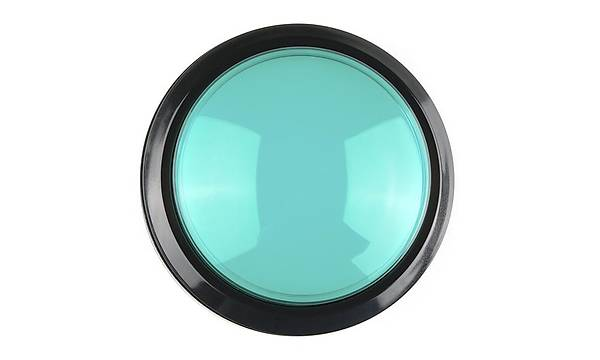 Big Dome Pushbutton - Green