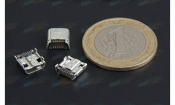 Micro Usb Type-B 11 Pin - C05