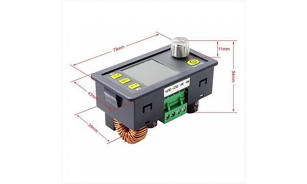 DPS-8005 0-80V 5A Programlanabilir Güç Kaynaðý Modülü