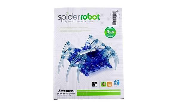 Elektrikli Örümcek Robot