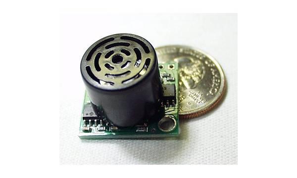 SparkFun Ultrasonic Range Finder - LV-MaxSonar-EZ4