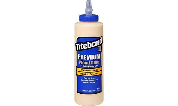 Titebond II Premium Ahþap Tutkalý -16oz [473ml] / Titebond II Premium Wood Glue