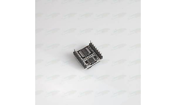 DFPlayer Mini MP3 Player Modülü Micro SD Kart Giriþli -  (Arduino Ýçin)