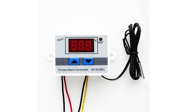 XH-W3001 AC 220V Dijital Termostat