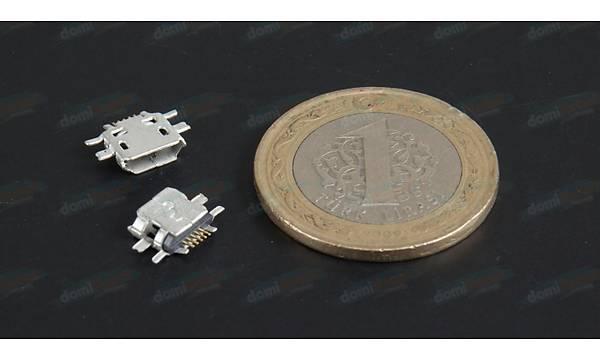 Micro Usb Type-B 5 Pin - D014