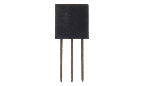 Stackable Header - 3 Pin (Female, 0.1 inc)