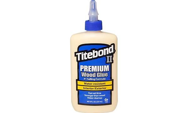 Titebond II Premium Ahþap Tutkalý -8oz [237ml] / Titebond II Premium Wood Glue