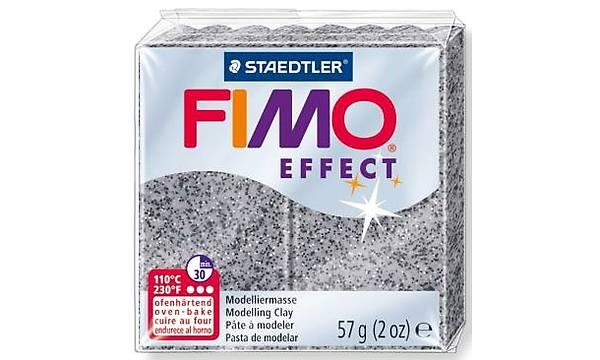 FIMO Effect Polimer Kil 56g - No:803 - Granit