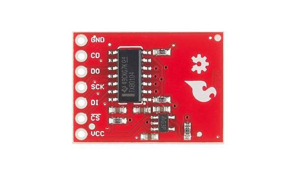 SparkFun Level Shifting microSD Breakout
