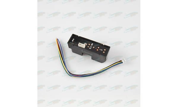 GP2Y0A710K0F Kýzýlötesi Uzaklýk Sensörü  100-550cm + Kablo