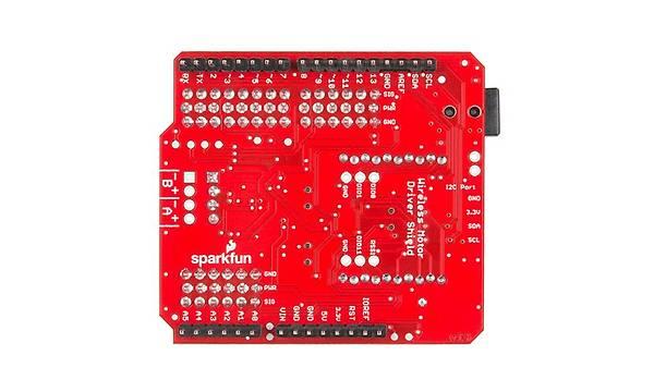 SparkFun Kablosuz Motor Sürücü Kartý