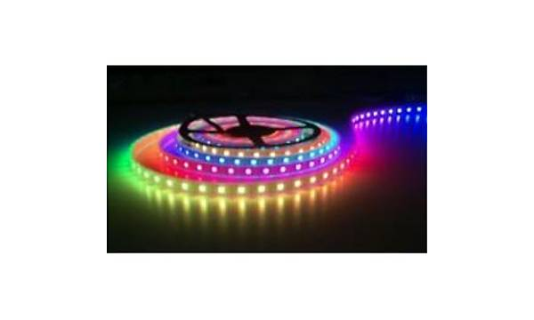 Þerit LED RGB SMD5050/60 - 5m