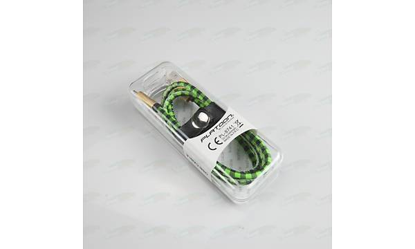 Micro-B USB Kablo Örgü Tip Luna Þarj / Data Kablosu
