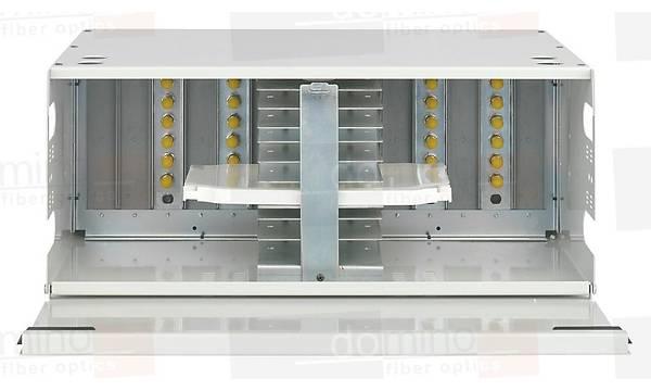 4U 19 inc Rack Tipi 144 F/O Panel - Boþ