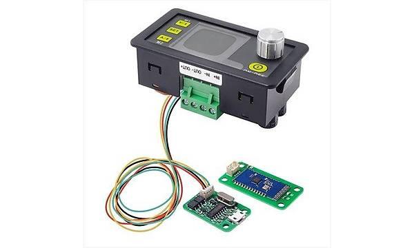 DPS3005-USB-BT 0-30V 5A Programlanabilir Güç Kaynaðý Modülü USB + Bluetooth
