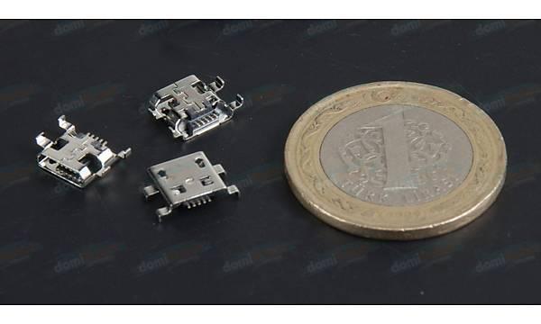 Micro Usb Type-B 5 Pin - D017