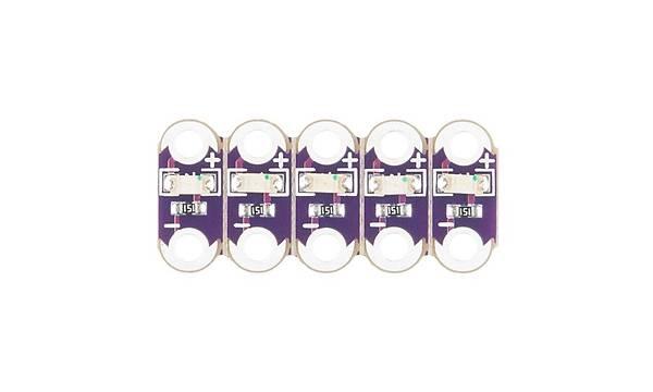 LilyPad LED Mavi (5adet)