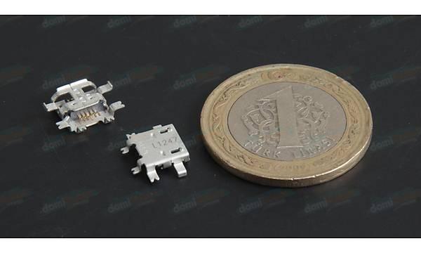 Micro Usb Type-B 5 Pin - D029