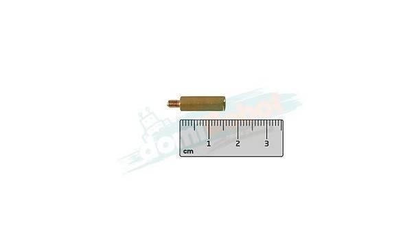 15mm M3 Metal Diþi-Erkek Aralayýcý Distans (Standoff) - 4 lü Paket